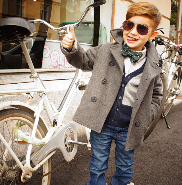 Alonso Mateo Instagram Style: Behind The Seams With Four Year Old Alonso Mateo