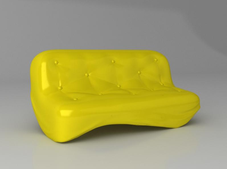 Softa Outdoor Bench — KNSTRCT
