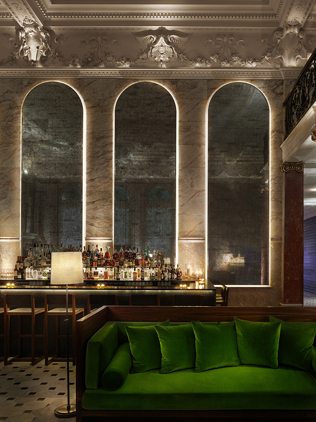 London Edition Hotel by Marriott Hotels and Ian Schrager