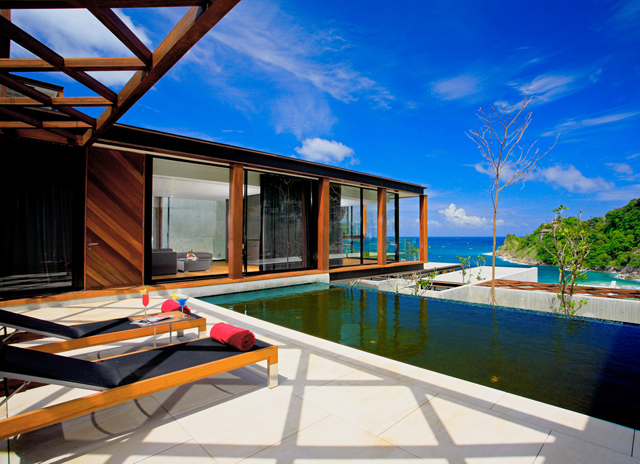The naka phuket thailand knstrct for Design hotel phuket