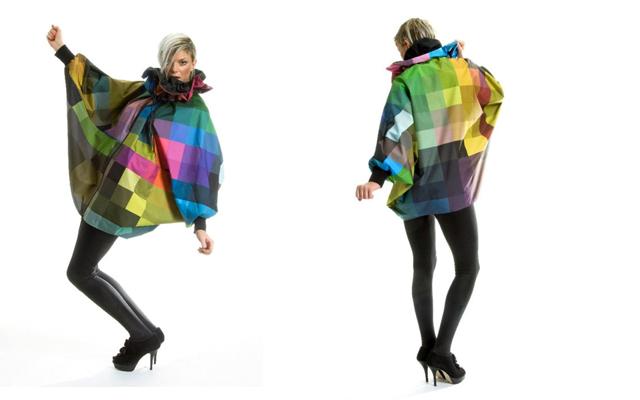Colorful Rain Jackets - JacketIn