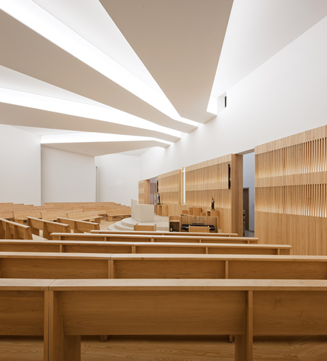 37 Stylish Design Pictures: Church Of Our Lady Of The Needs