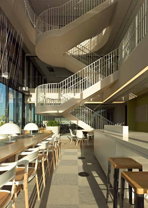 Dandenong government office melbourne knstrct for Outer space design melbourne