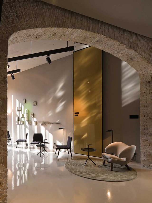 Caro hotel spain knstrct for Design hotel valencia