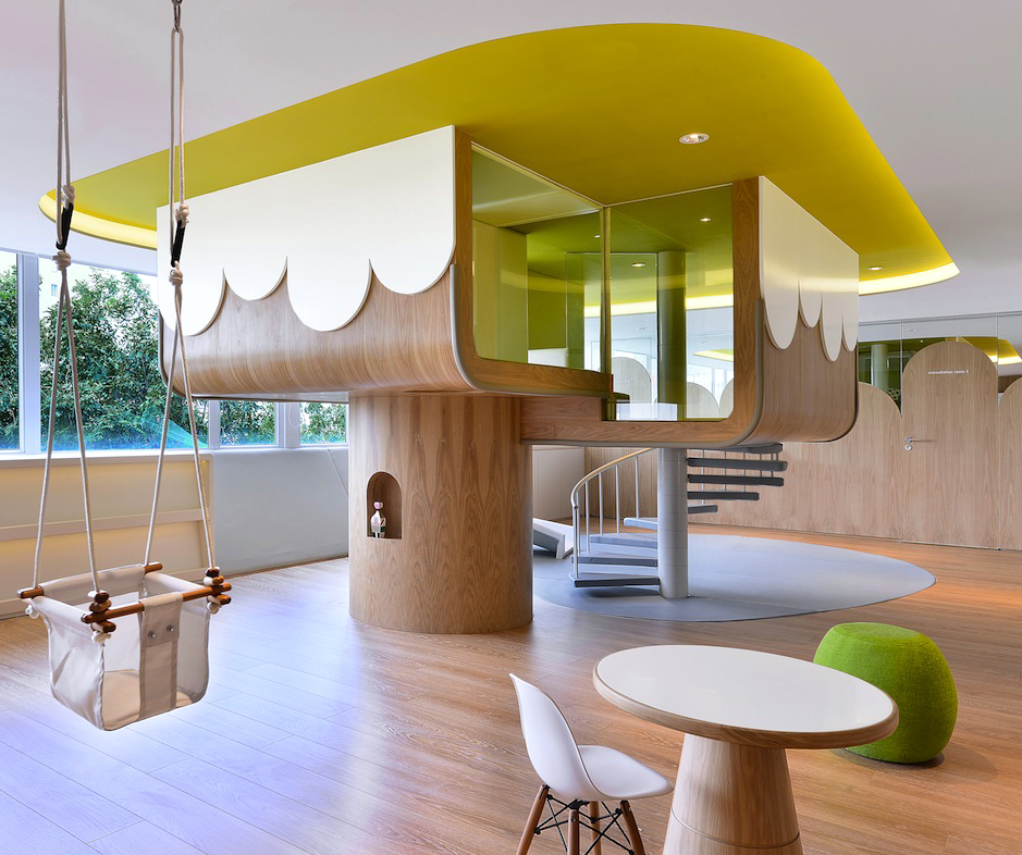 Home Design Ideas Hong Kong: Spring Learning Center, Hong Kong