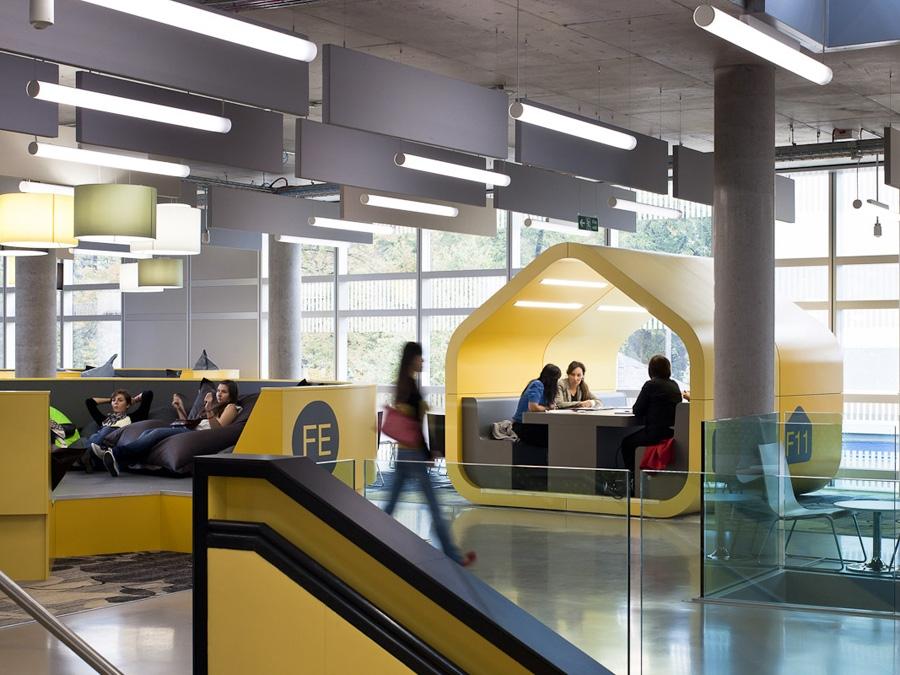 Coventry University S New Student Center Knstrct