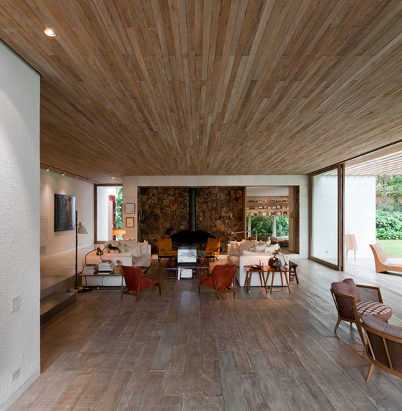 Casa yucatan isay weinfeld modern architecture residential