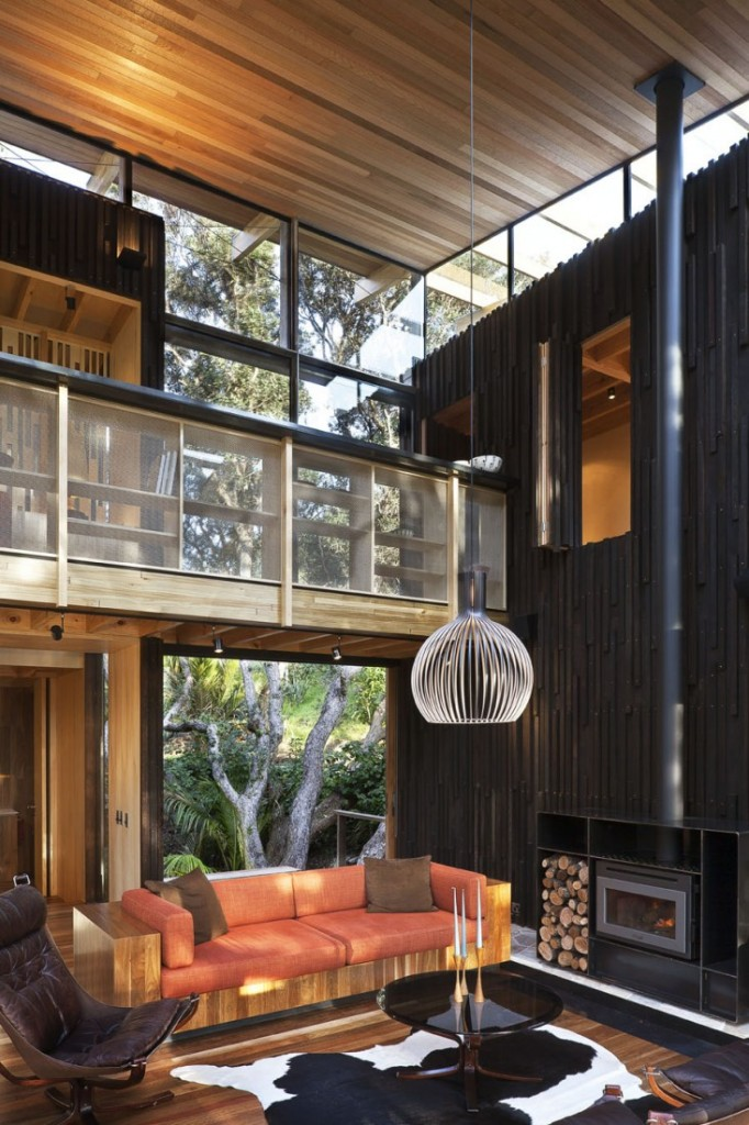 A House Under The Pohutukawa Trees — KNSTRCT