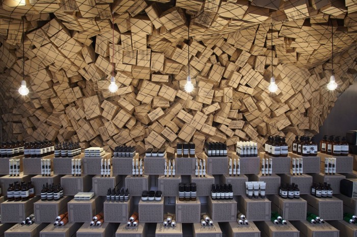 Paris Gets A New Aesop Store Knstrct
