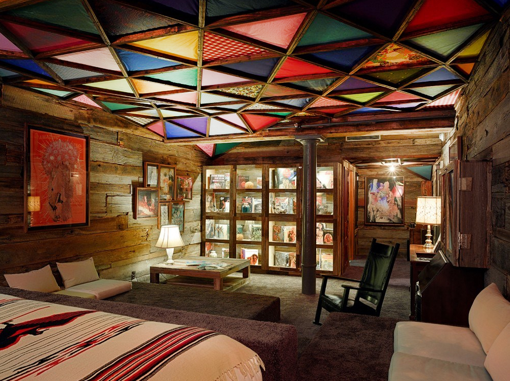 21c museum hotel x freeman lowe knstrct for Art hotel design