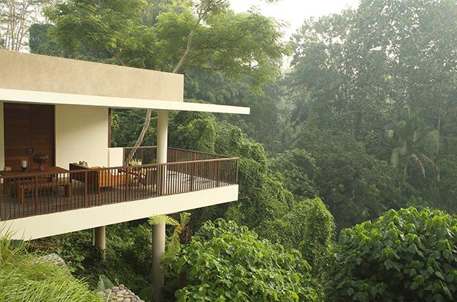 The new terrace tree villas at alila ubud bali knstrct for Terrace ubud bali