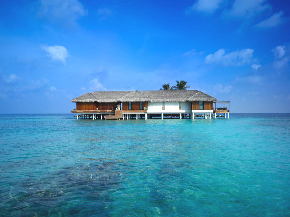 Part Natural, Part Fabricated: Velaa Private Island — KNSTRCT