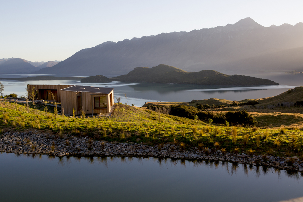 Aro Ha Wellness Retreat New Zealand Hotel