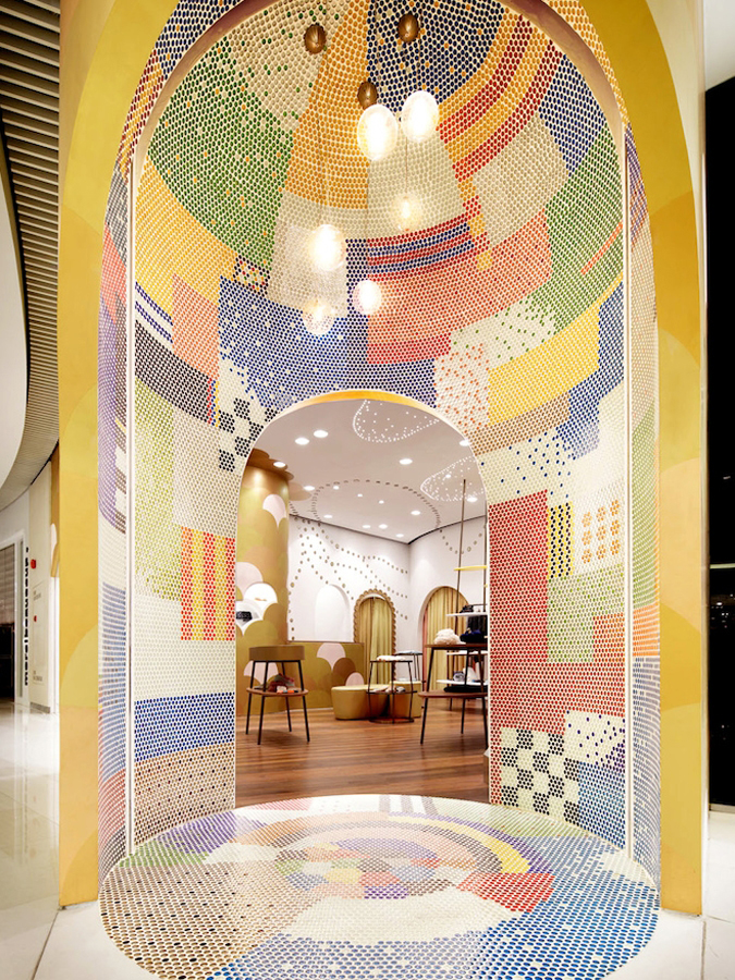 Tsumori Chisato Shanghai Shopping Igarashi Design Studio
