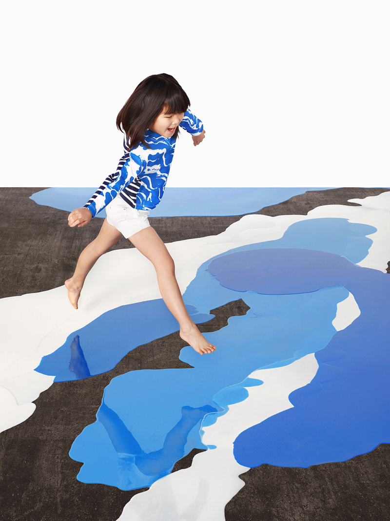 Petit Bateau and Satu Maaranen Collaboration Childrens Clothes Kids Collection