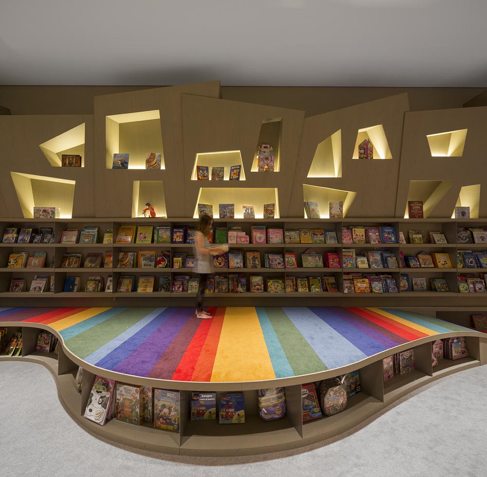 Saraiva Bookstore Livraria Sao Paulo By Arthur Casas Architects