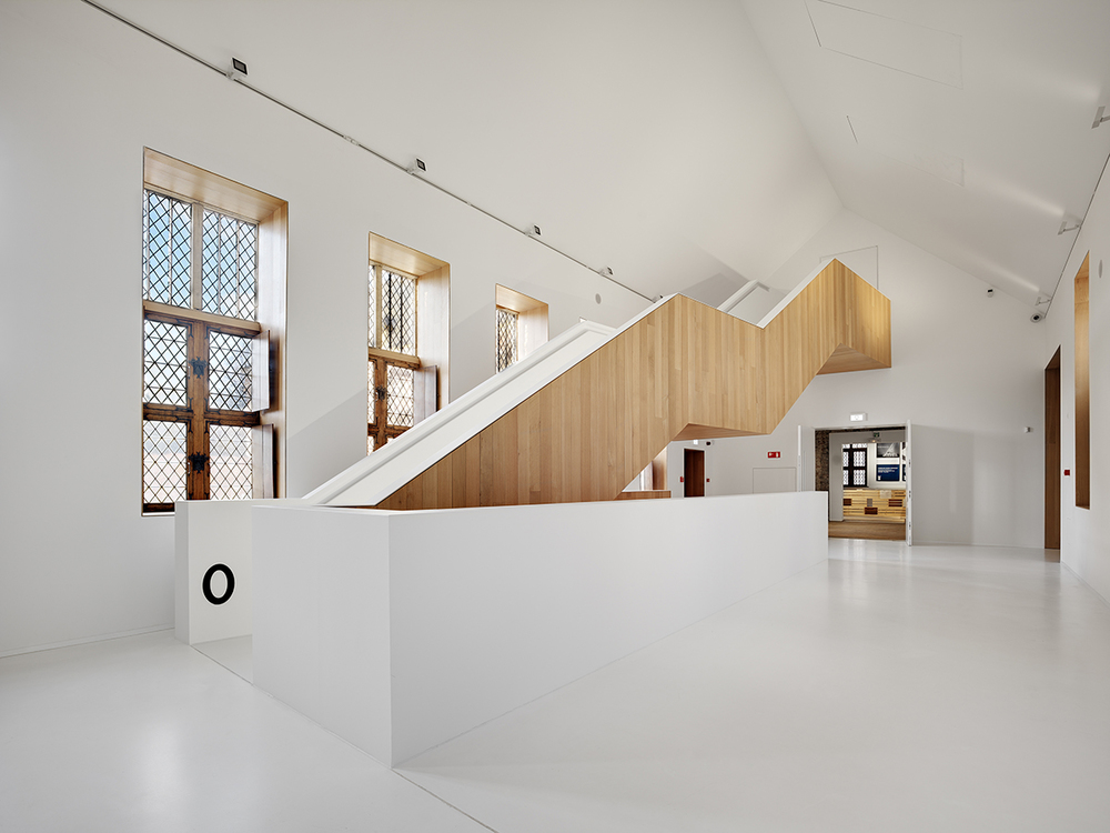 DMVA Architecten design City Museum HVB Belgian Mechelen Hof van Busleyden