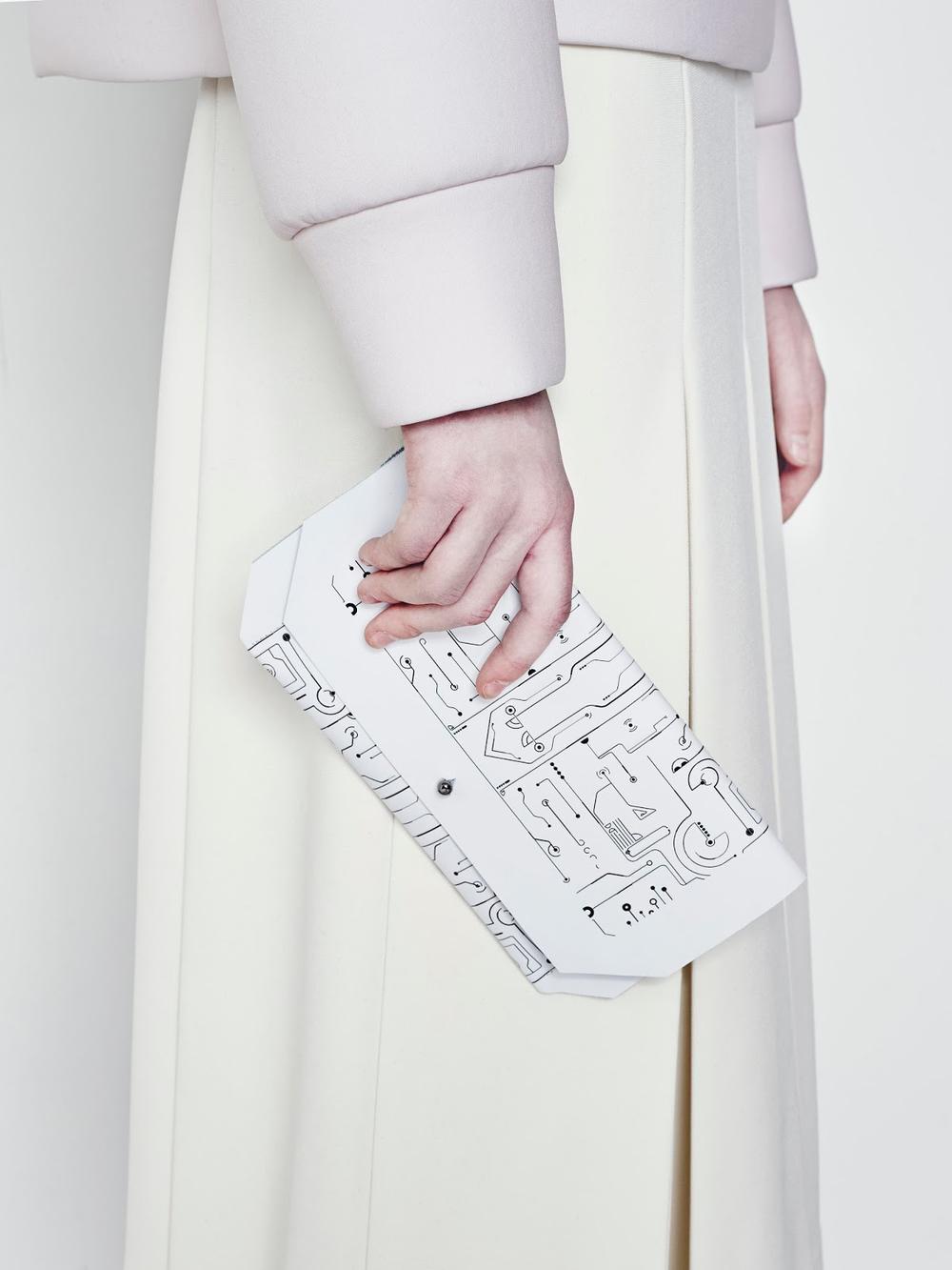 Cres. E. Dim. Future Shock FW 2014 Fashion Collection