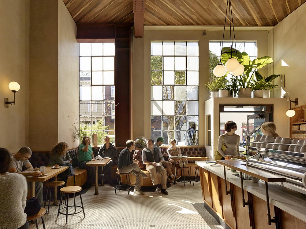 Cafe On Th Street San Francisco