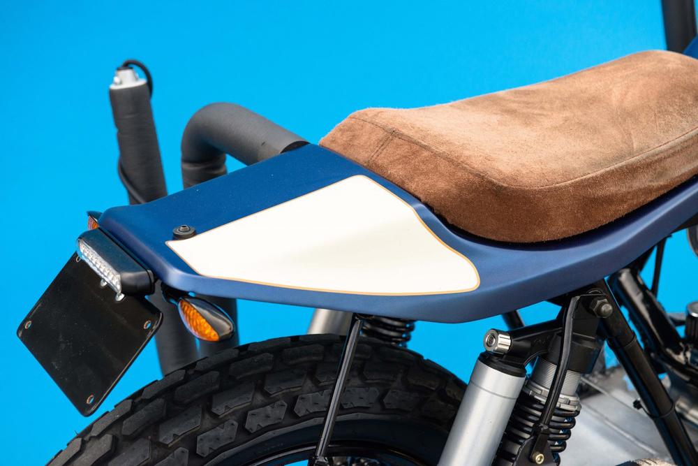 The Smirk Motorcycle by Deus Ex Machina