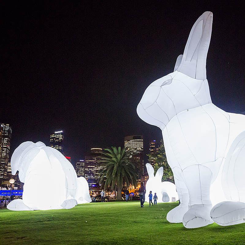 Vivid Sydney 2014 Light Festival