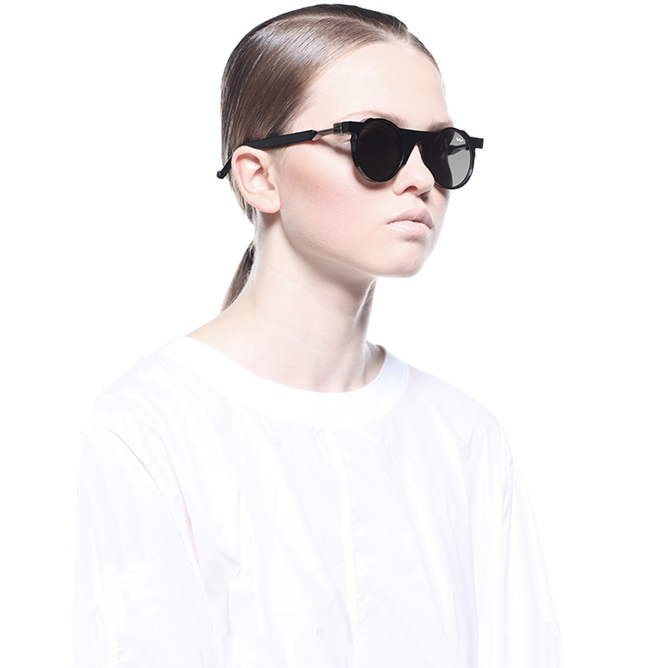 Vava Eyewear Black + White Label Sunglasses Collection