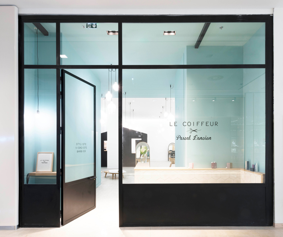 Le Coiffeur Pascal Lancien Hair Salon in Marseille