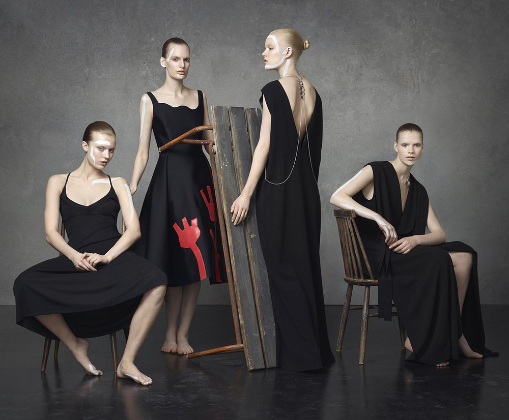 Svenskt Mode 2000-2015 Exhibition Celebrates Swedish Fashion at the Sven-Harrys Konstmuseum