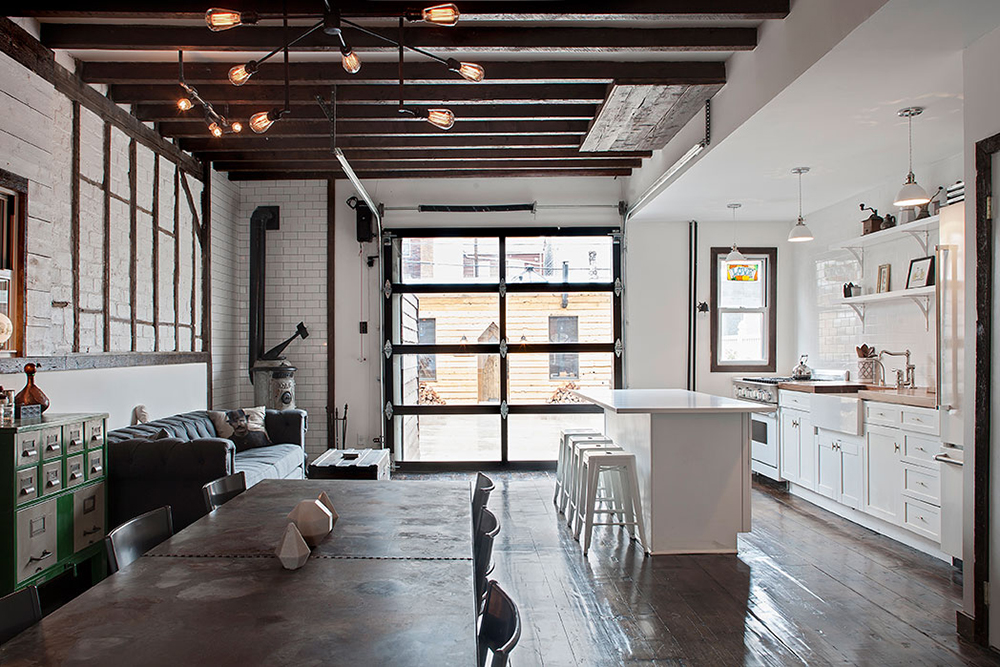 Going full cowboy brooklyn s new b b brings a country for Design hotel williamsburg