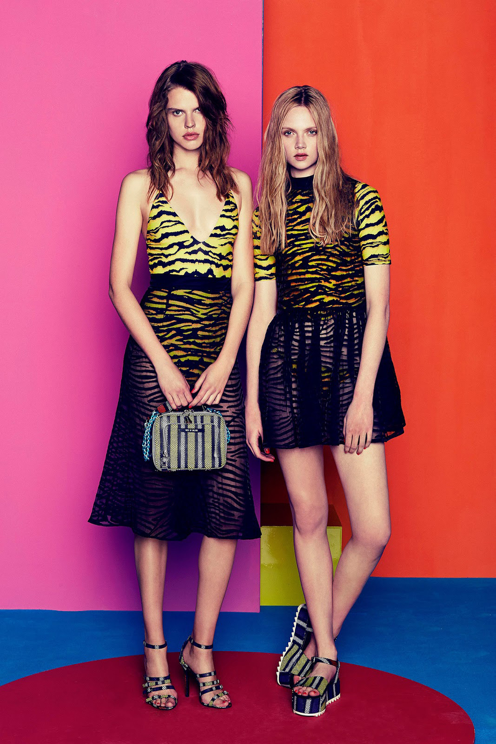 House Of Holland Resort 2015 Lookbook and Collection