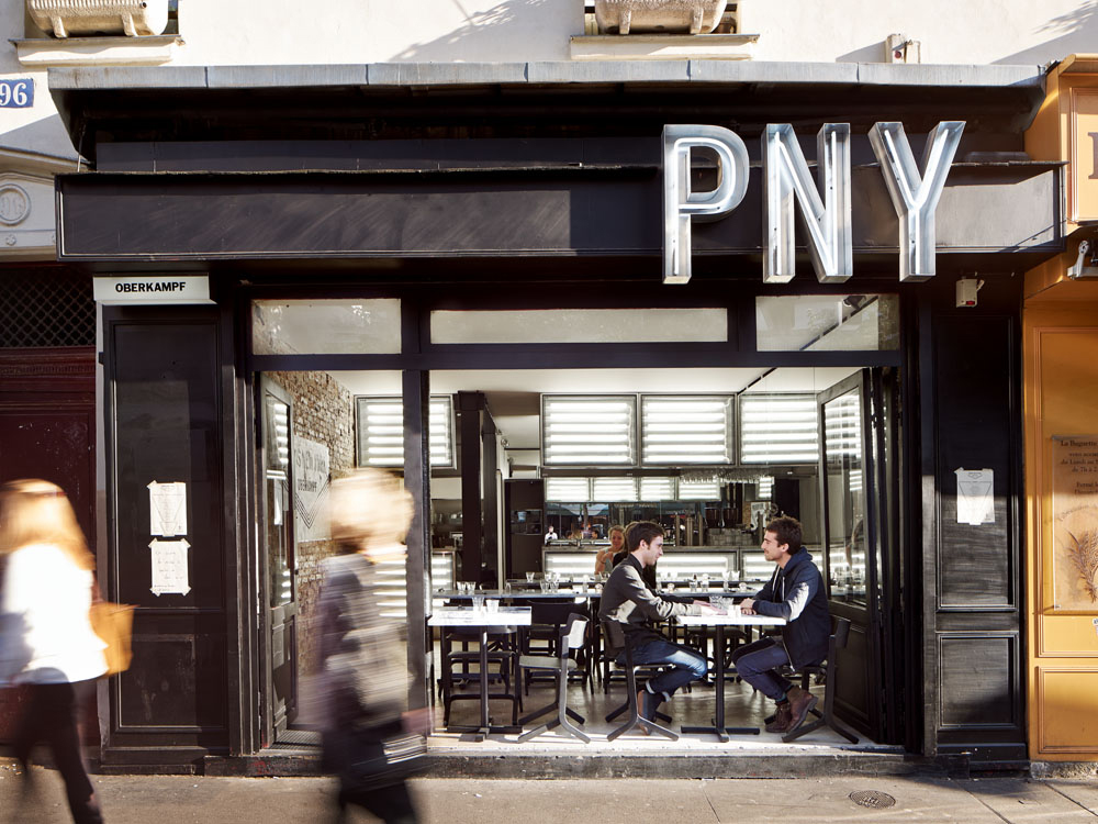 PNY Oberkampf Restaurant Paris Cut Architecture
