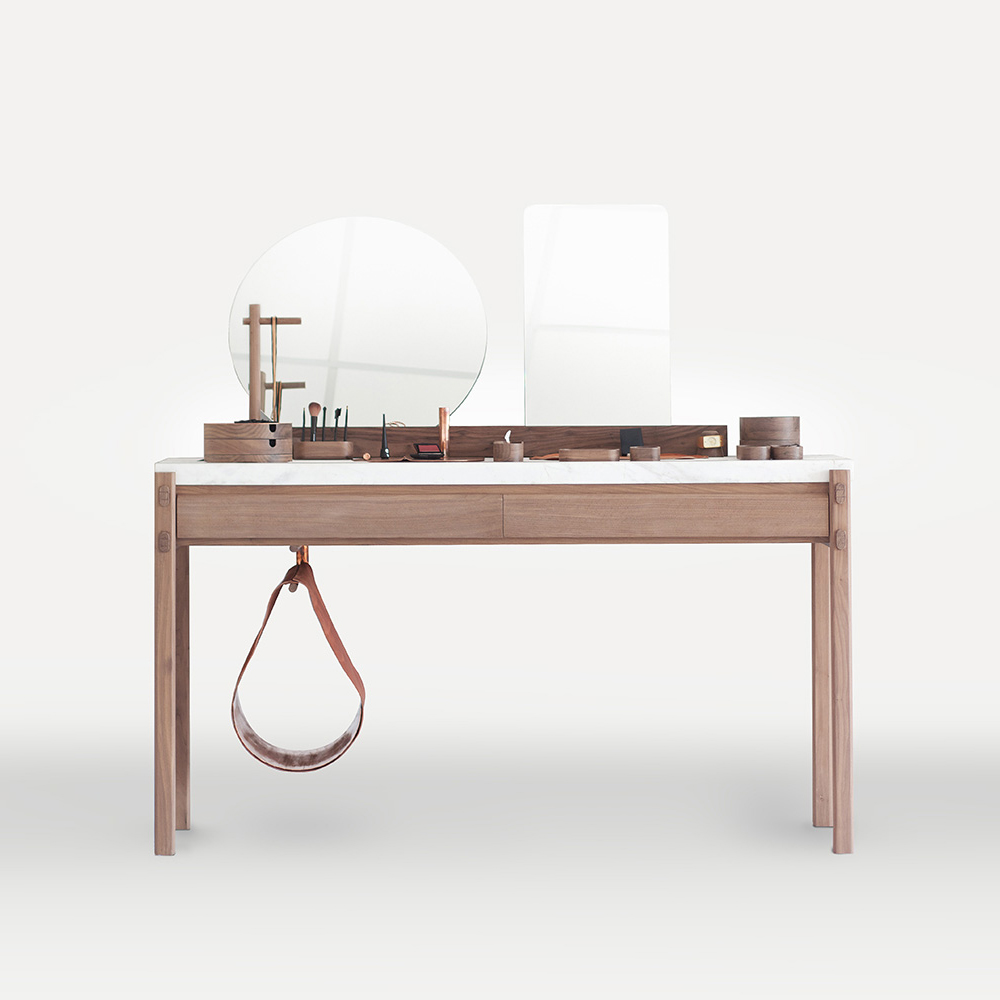 Him & Her Dressing Table by Studio248