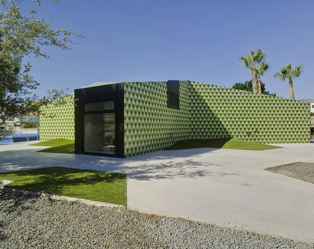 Administrative Extension of Bello Horizonte by CrystalZoo in Spain