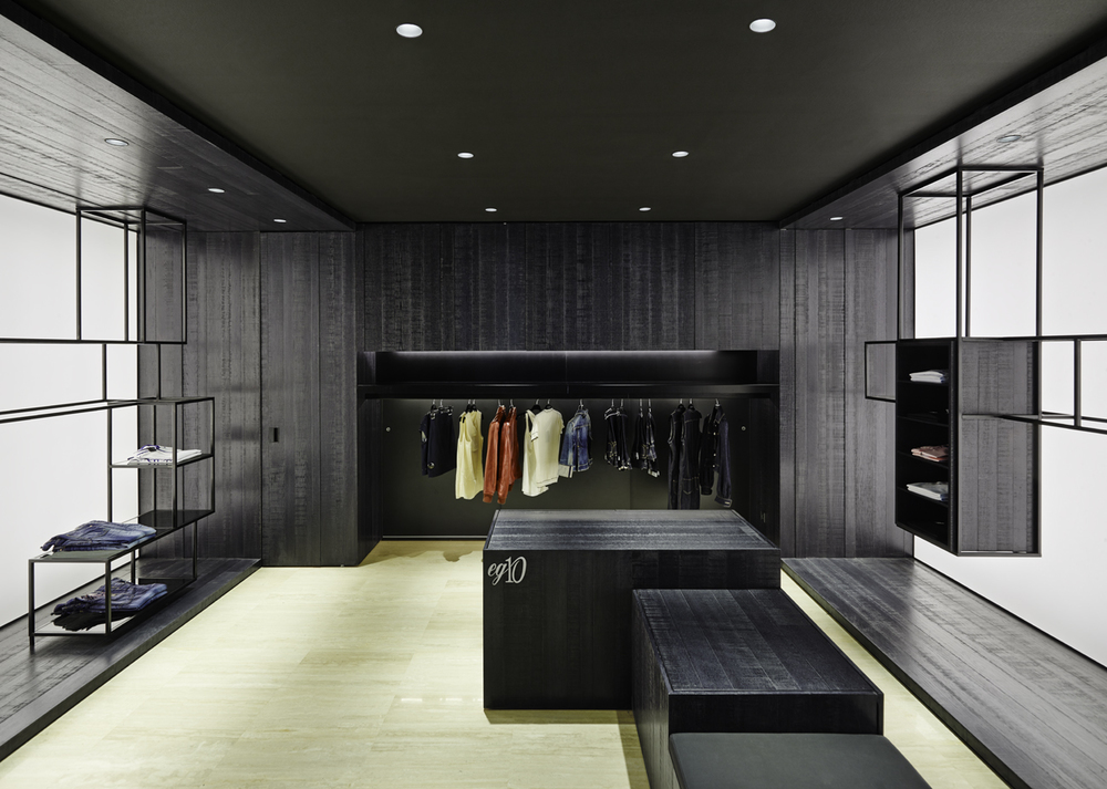 EG10 Gallery Shop by Rife Design, Spain