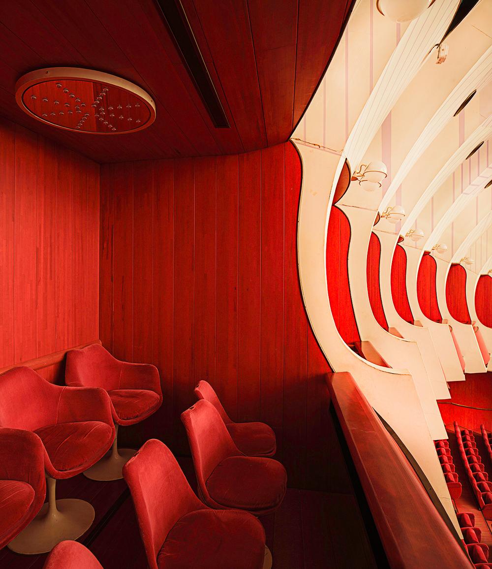 Teatro Regio Theater in Turin Italy