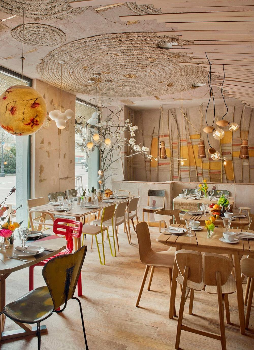 Mama Campo Restaurant Madrid