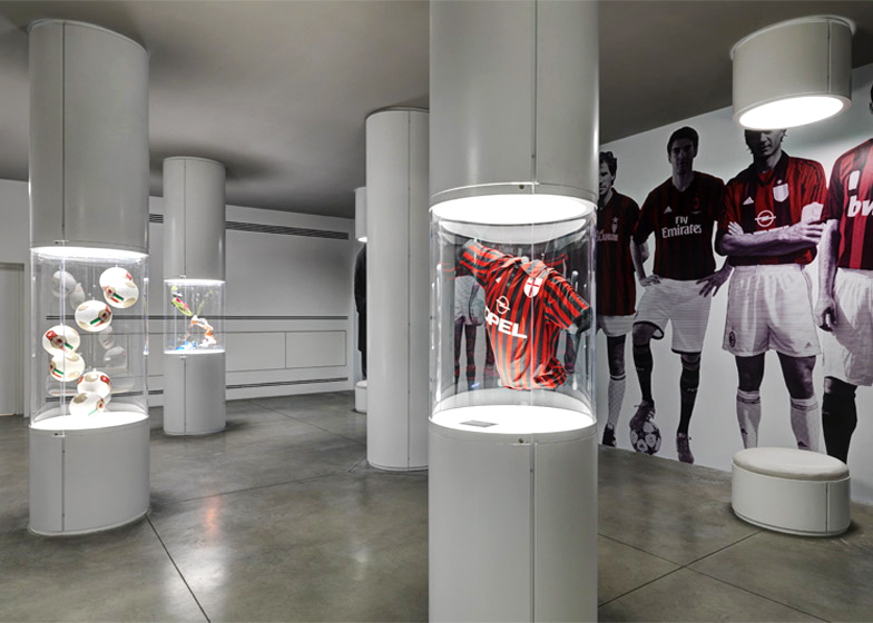 AC Casa Milan Headquarters by Fabio Novembre