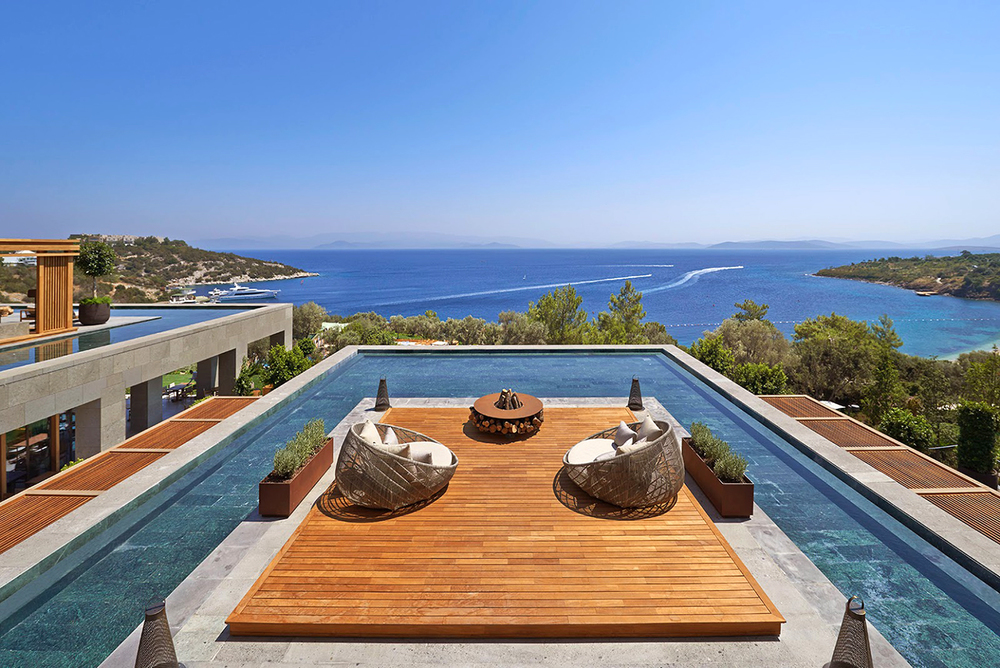 Mandarin Oriental Bodrum Resort & Residences designed by ARUP