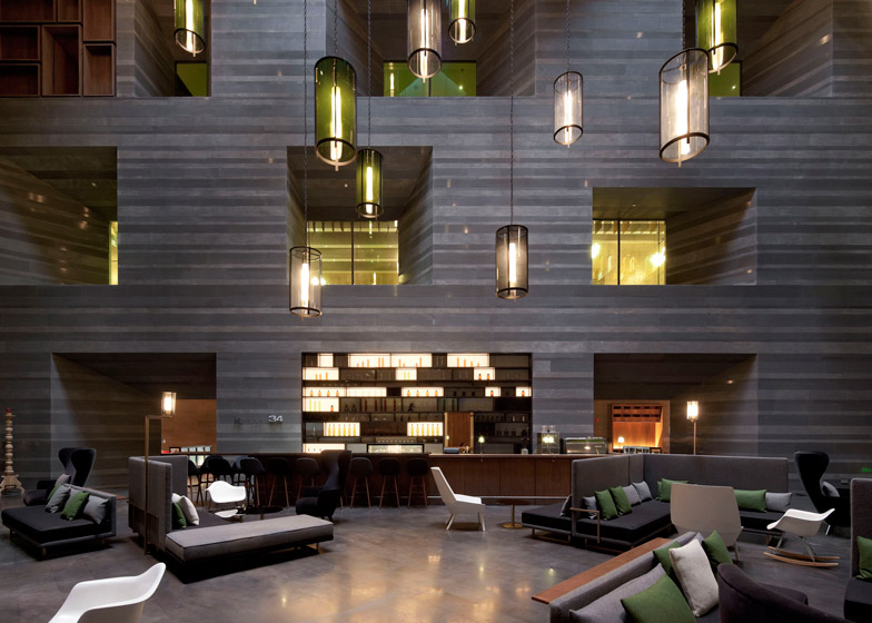 Le Meridien Hotel Zhengzhou by Neri and Hu