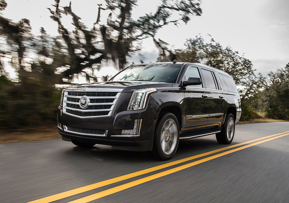 Our Ride: The 2015 Cadillac Escalade