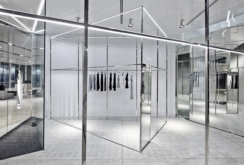Wundervoll Dion Lee Store Melbourne By Akin Creative