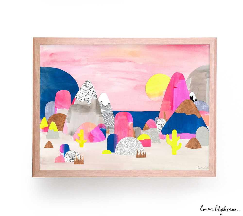 Laura Blythman turns her artwork into Boomf marshmallows