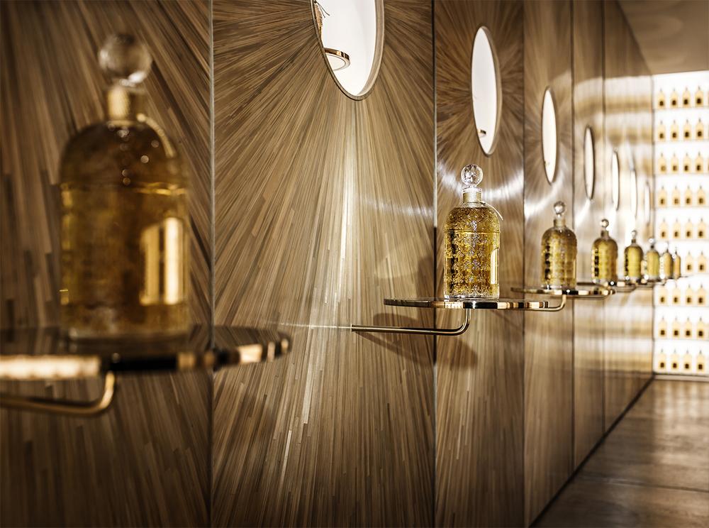 Maison guerlain perfumery by peter marino architects knstrct for Architecture de maison