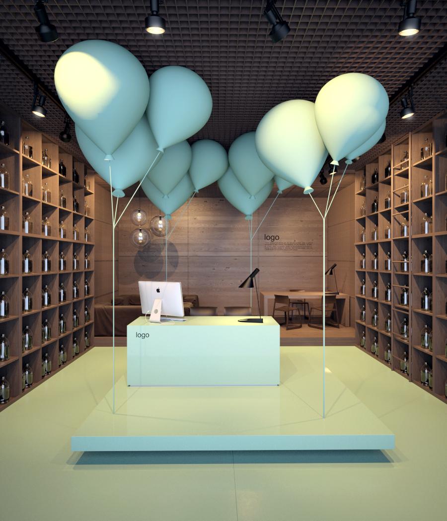 Shop concept by Vasiliy Butenko