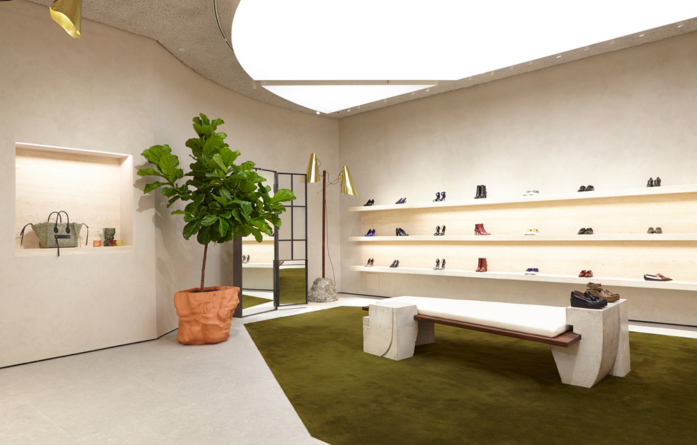 C line sets up shop in soho knstrct for Interior design fees nyc