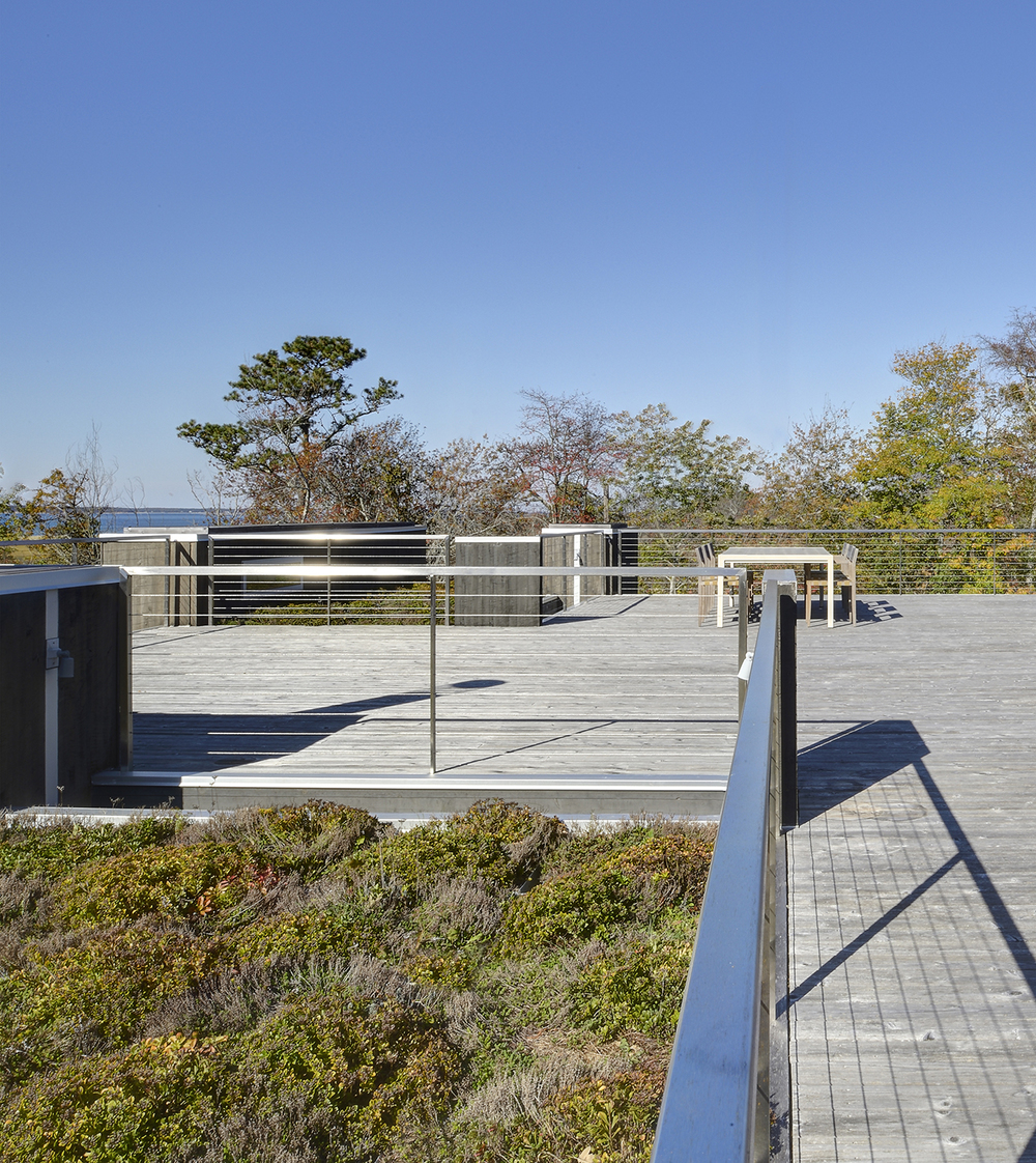 Northwest Harbor House by Bates Masi + Architects in New York