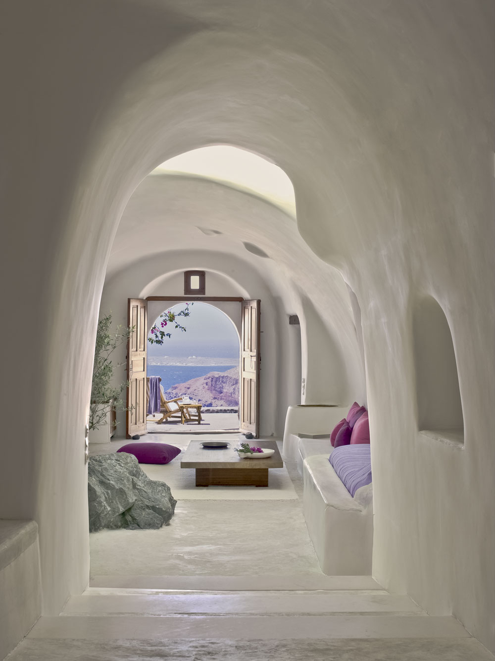 Perivolas Hotel  in Santorini, Greece