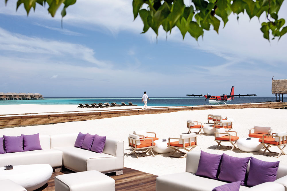 Constance Moofushi Resort  in Moofushi Islands, Maldives