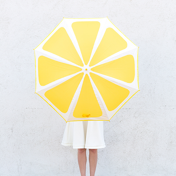 DIY Fruit Slice Umbrellas $35