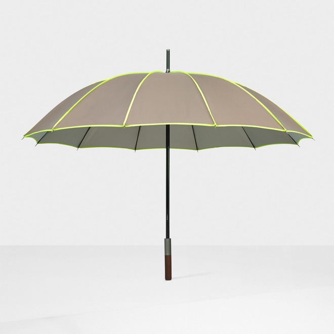 Hunter, Original Neon Trim Walking Umbrella $150